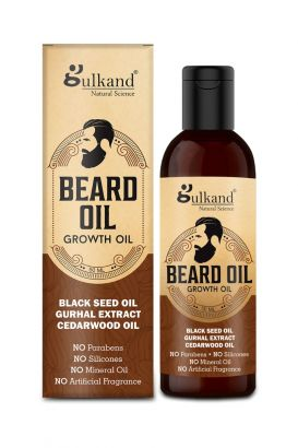Beard Hair Oil