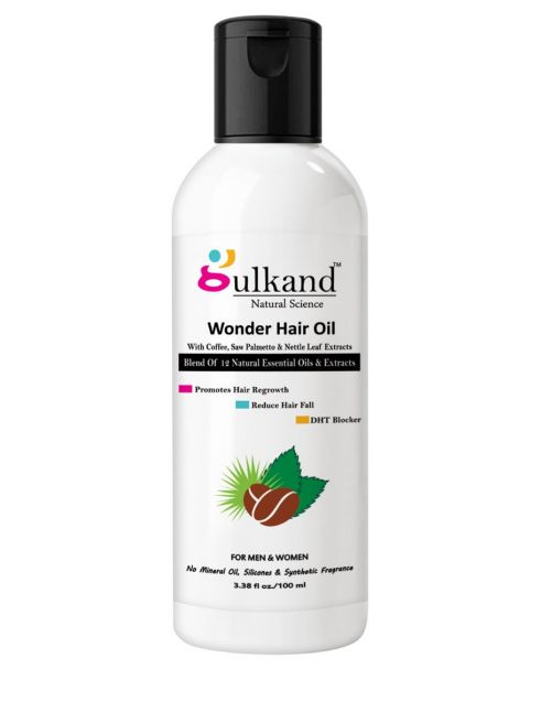 Wonder Hair Oil